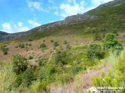 Ocejón - Sierra de Ayllón; viajes puente del pilar;rutas sierra madrid valle de la barranca ruta s
